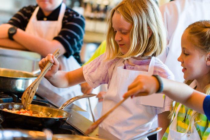Større Mat - Og Bevegelsesglede I Skole Og Barnehage